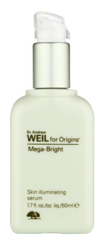 Origins Dr. Andrew Weil for Origins™ Mega-Bright rozjasňujúce pleťové sérum