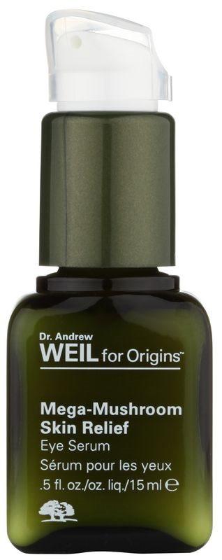 Origins Dr. Andrew Weil for Origins™ Mega-Mushroom serum pod oczy przeciw obrzękom i cieniom