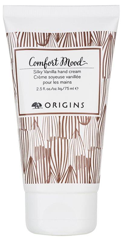 Origins Comfort Mood™ jemný krém na ruky s vanilkou