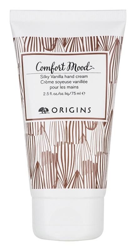 Origins Comfort Mood™ nežna krema za roke z vanilijo