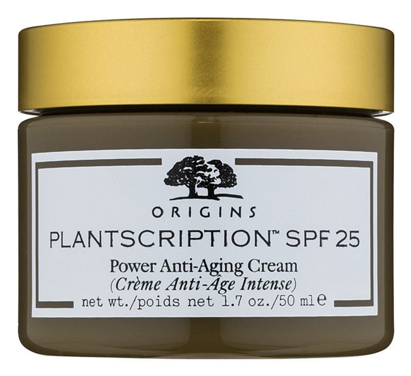 Origins Plantscription™ Creme gegen das Altern SPF 25