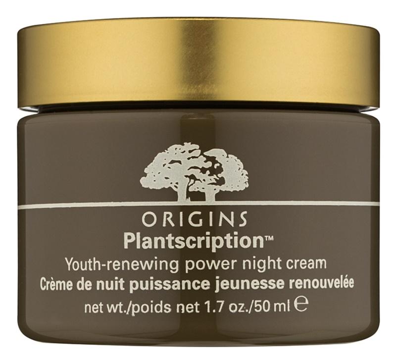 Origins Plantscription™ creme ativo de noite