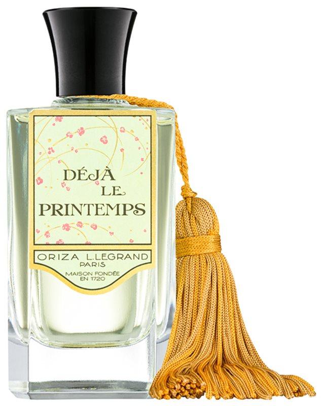 Oriza L. Legrand Deja le Printemps eau de parfum nőknek 100 ml