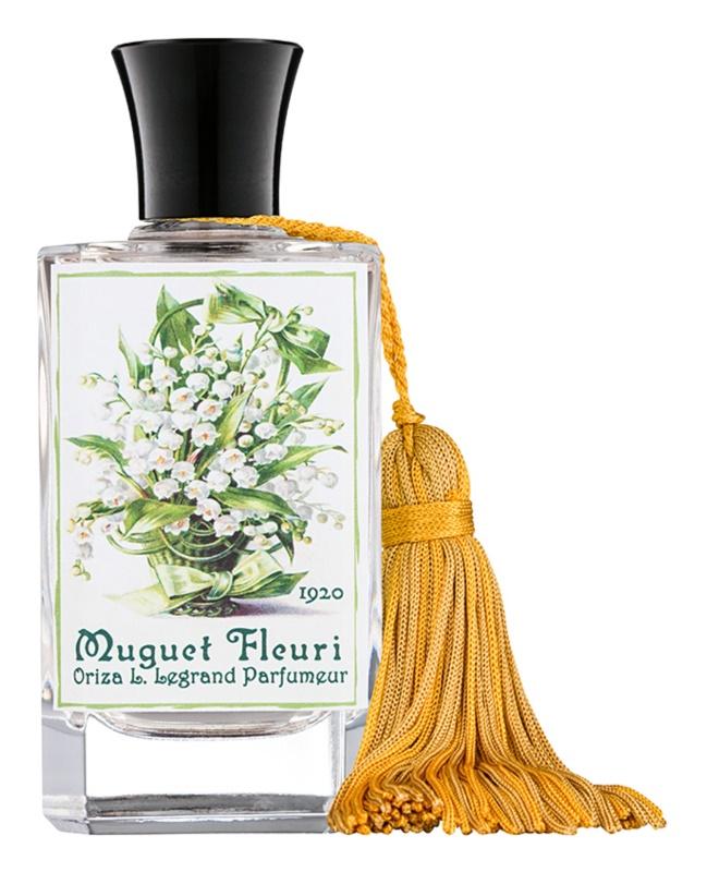 Oriza L. Legrand Muguet Fleuri eau de parfum pour femme 100 ml