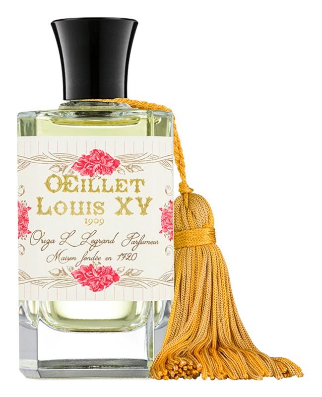 Oriza L. Legrand Oeillet Louis XV. eau de parfum nőknek 100 ml