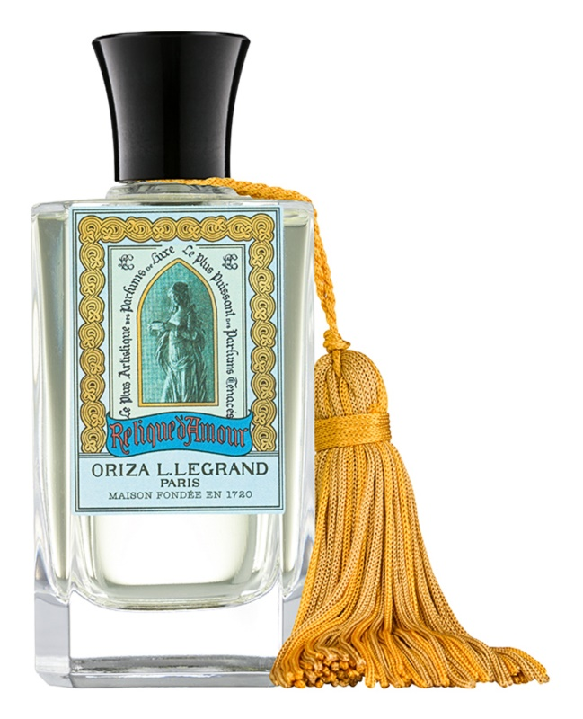 Oriza L. Legrand Relique d'Amour eau de parfum para mujer 100 ml