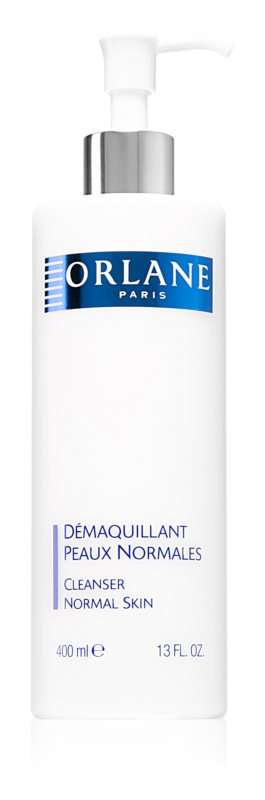 Orlane Cleansing odličovacie mlieko pre normálnu pleť