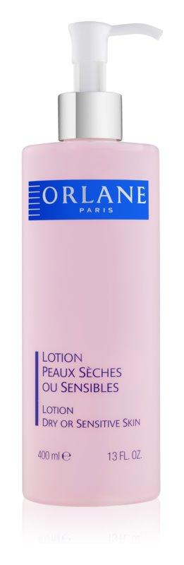 Orlane Cleansing pleťové tonikum pre citlivú a suchú pleť