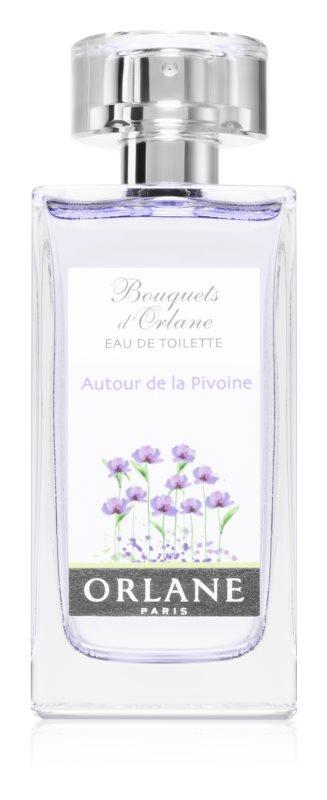 Orlane Bouquets d'Orlane Autour de la Pivoine eau de toilette pentru femei 100 ml