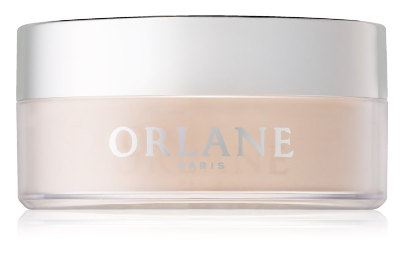 Orlane Make Up poudre libre transparente