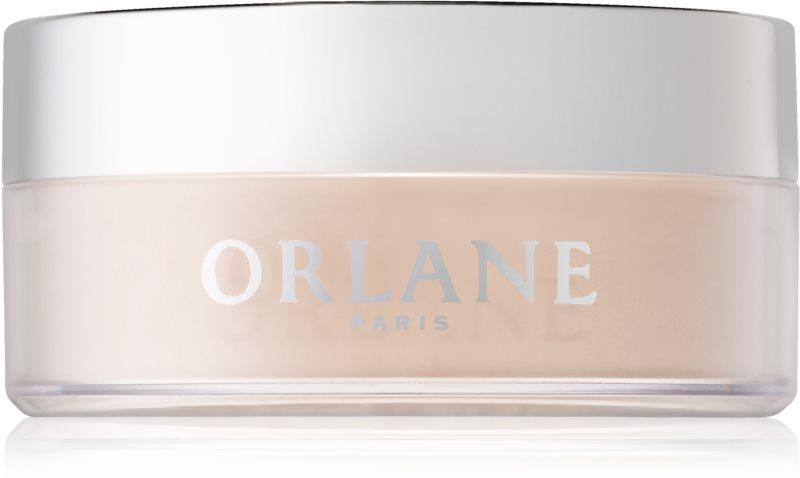 Orlane Make Up розсипчаста прозора пудра