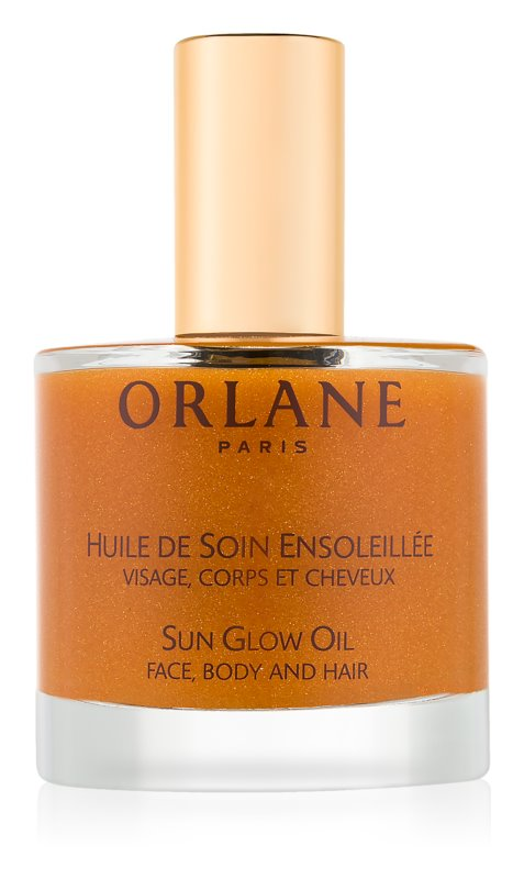 Orlane Sun Glow Shimmering Oil for Face, Body and Hair