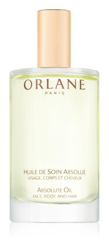 Orlane Sun Glow поживна олійка для обличчя, тіла та волосся