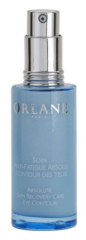 Orlane Absolute Skin Recovery Program krema za predel okoli oči proti oteklinam in temnim kolobarjem
