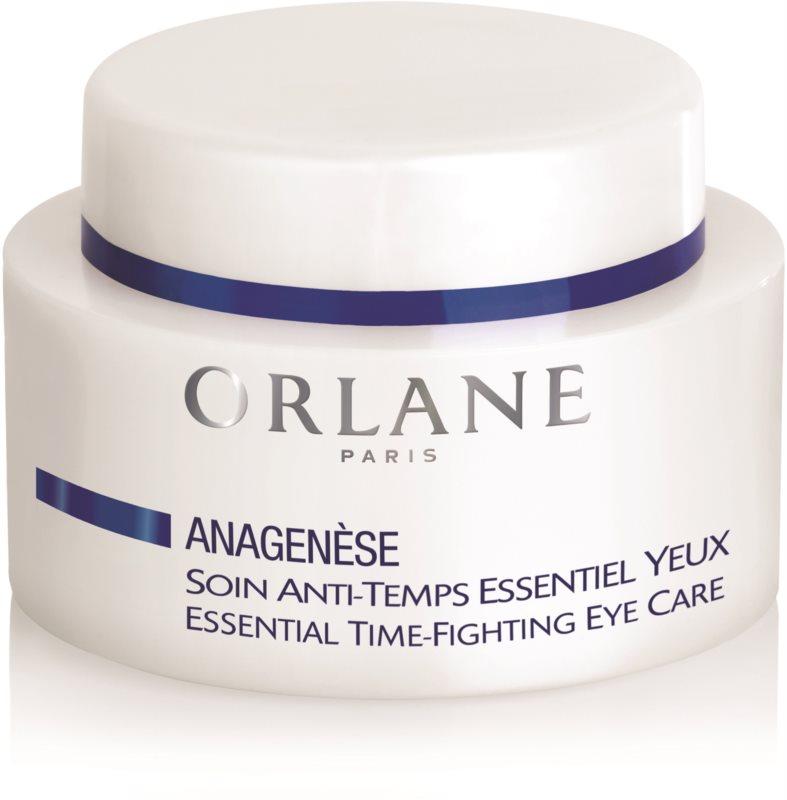 Orlane Anagenèse krema za predel okoli oči proti prvim znakom staranja kože