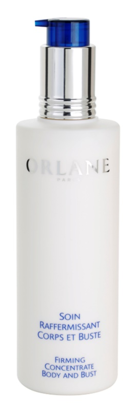 Orlane Body Care Program Firming Care For Body And Bust