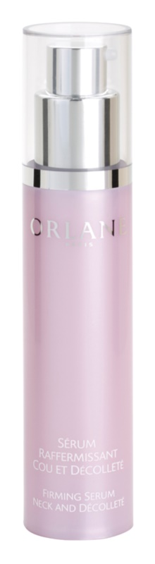 Orlane Firming Program serum reafirmante para cuello y escote