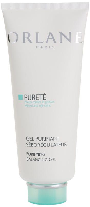 Orlane Purete Program gel limpiador equilibrante para pieles normales y grasas