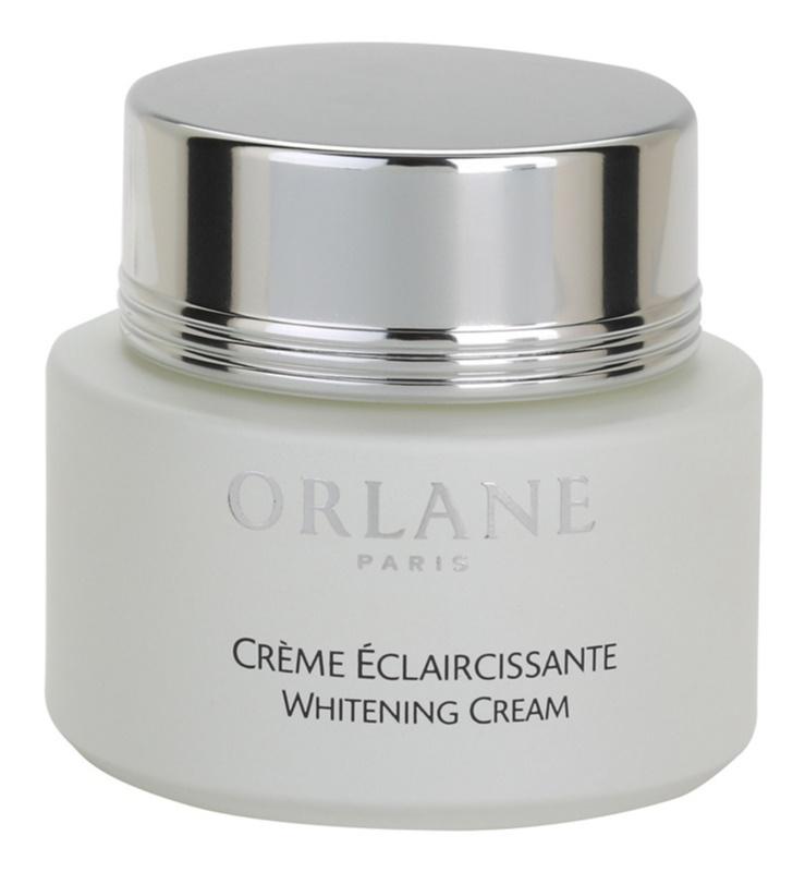 Orlane Whitening Program crema blanqueadora  contra problemas de pigmentación