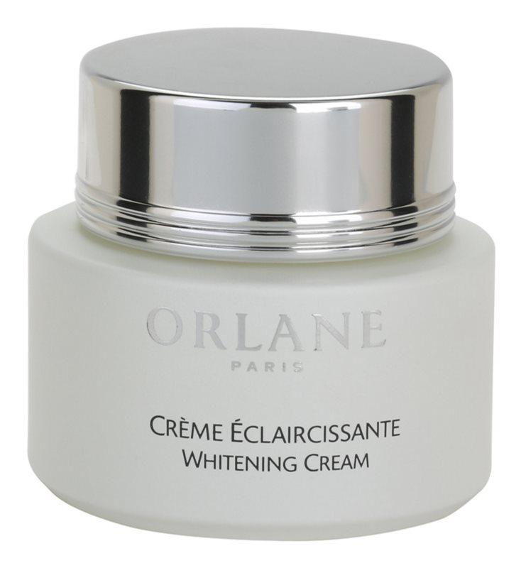 Orlane Whitening Program crème blanchissante anti-taches pigmentaires