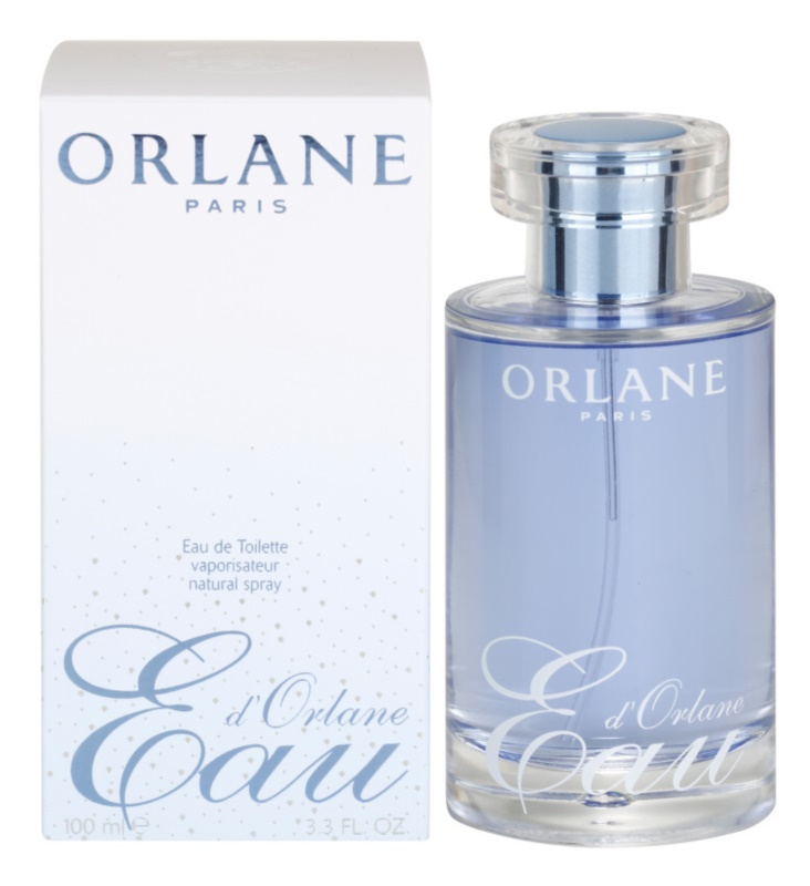 Orlane Orlane Eau d'Orlane toaletná voda pre ženy 100 ml