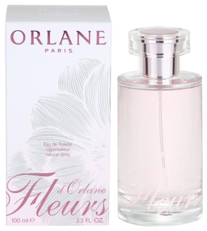 Orlane Orlane Fleurs d' Orlane woda toaletowa dla kobiet 100 ml