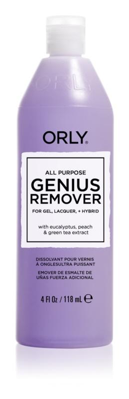 Orly Genius засіб для зняття лаку