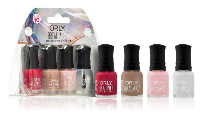 Orly Breathable Treatment + Color kosmetická sada I.