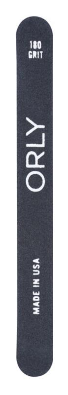 Orly Black Board пилочка для штучних нігтів