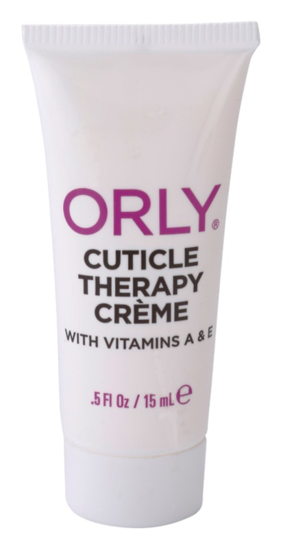Orly Cuticle Therapy Creme Crème  voor Nagelriemen
