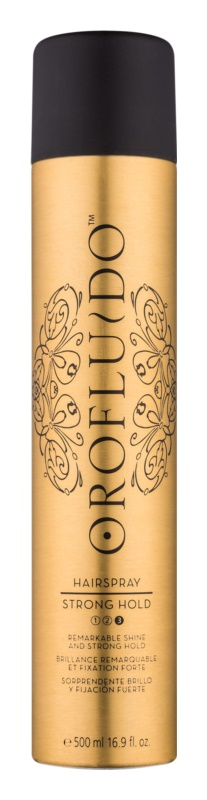 Orofluido Beauty Hairspray Strong Firming