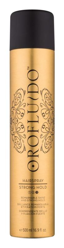 Orofluido Beauty lak na vlasy silné zpevnění