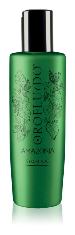 Orofluido Amazonia™ verfraaiende en regeneratieve shampoo