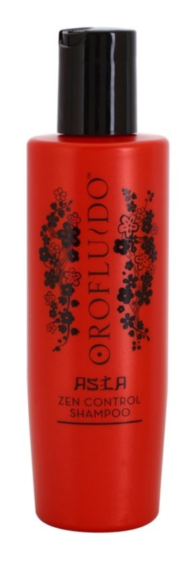 Orofluido Asia Zen hranilni šampon za neobvladljive lase