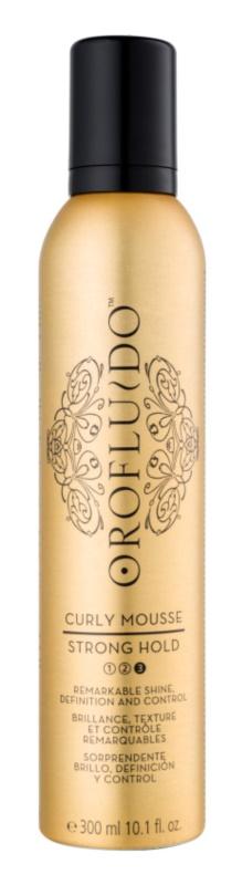 Orofluido Beauty pěna na vlasy pro definici vln