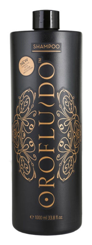Orofluido Beauty champô sem sulfatos para cabelo natural ou pintado