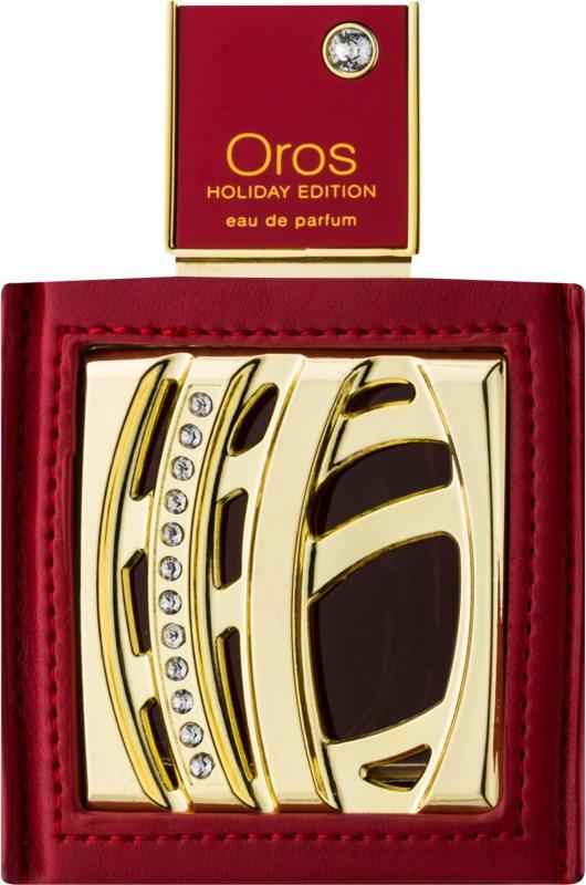 Oros Holiday Edition parfémovaná voda pro ženy 100 ml