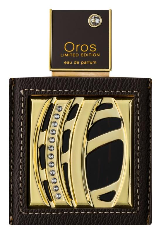 Oros Oros pour Homme Limited Edition Eau de Parfum for Men 85 ml