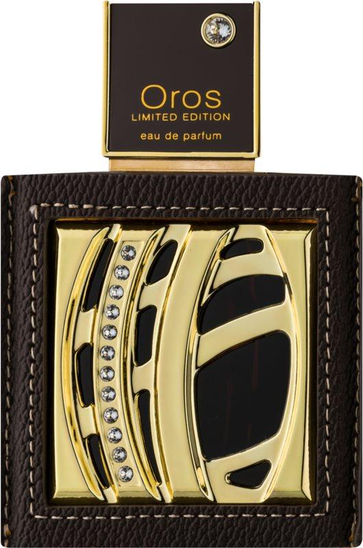 Oros pour Homme Limited Edition woda perfumowana dla mężczyzn 85 ml