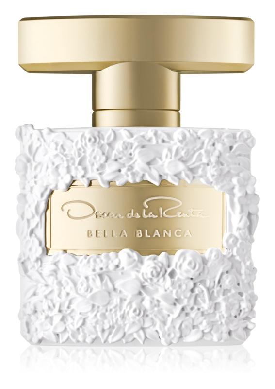 Oscar de la Renta Bella Blanca eau de parfum pour femme 50 ml