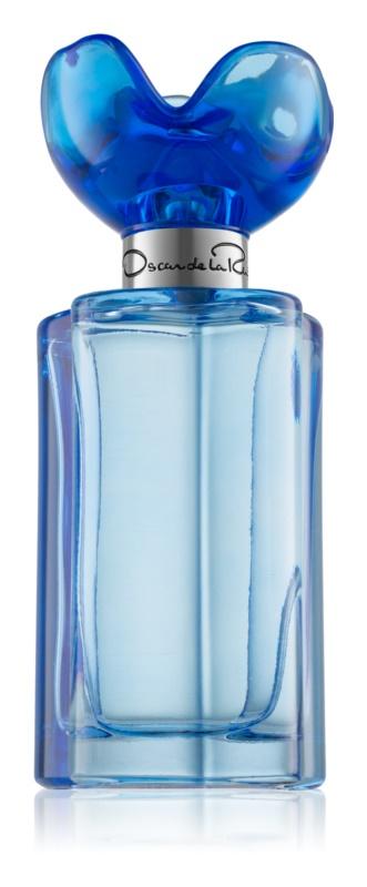 Oscar de la Renta Blue Orchid eau de toilette per donna 100 ml