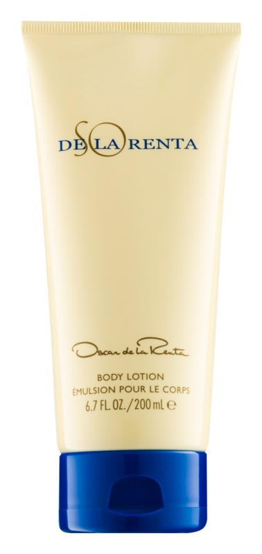 Oscar de la Renta So de la Renta Body Lotion for Women 200 ml