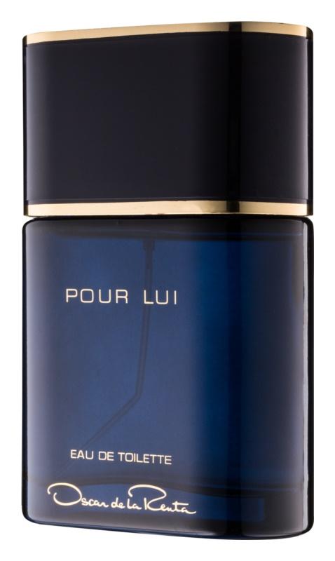 Oscar de la Renta Pour Lui тоалетна вода за мъже 90 мл.