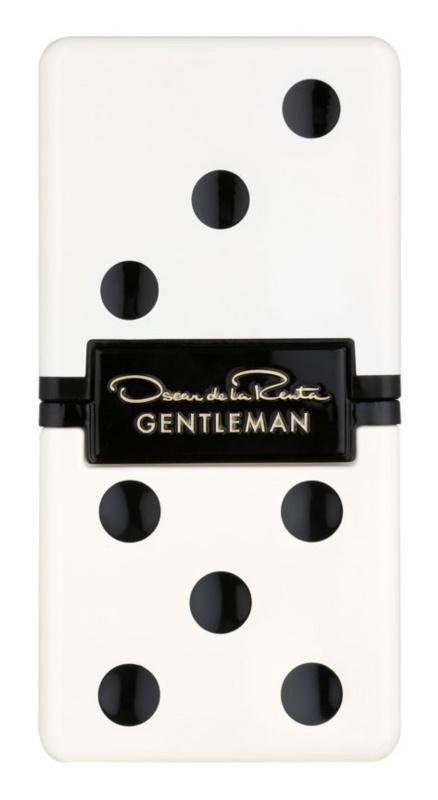 Oscar de la Renta Gentleman eau de toilette férfiaknak 50 ml