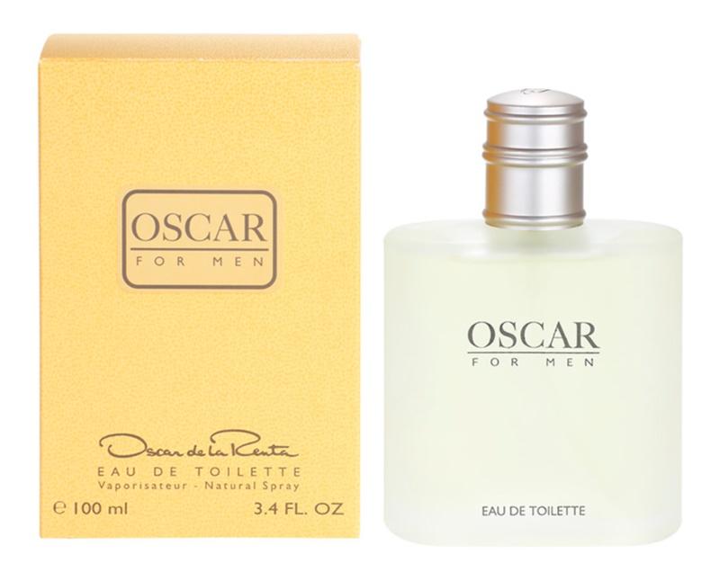 Oscar de la Renta Oscar for Men Eau de Toilette voor Mannen 100 ml