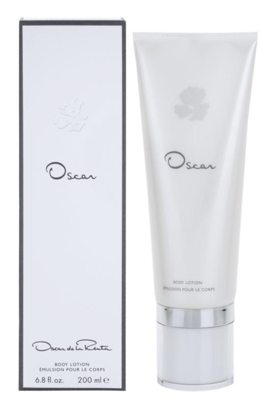 Oscar de la Renta Oscar tělové mléko pro ženy 200 ml