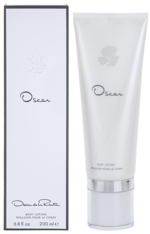 Oscar de la Renta Oscar telové mlieko pre ženy 200 ml