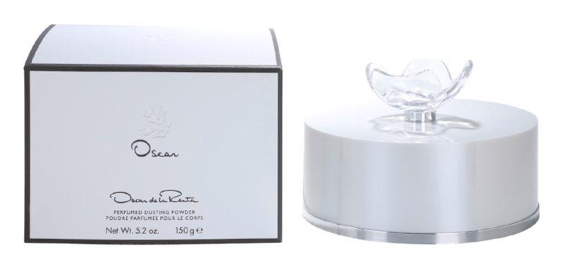 Oscar de la Renta Oscar Body Powder for Women 150 g