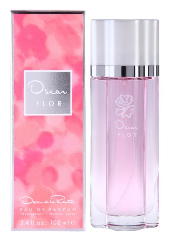 Oscar de la Renta Oscar Flor Eau de Parfum für Damen 100 ml