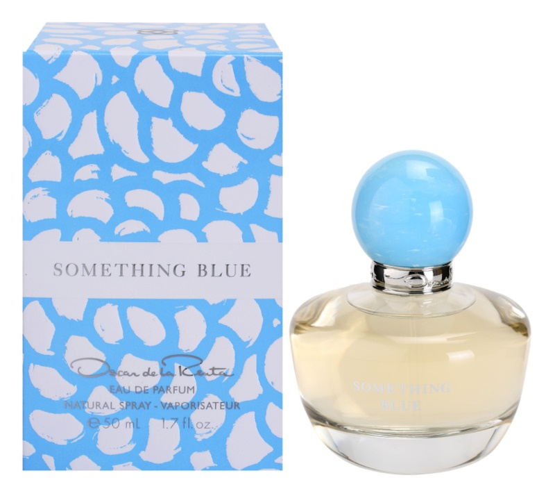 Oscar de la Renta Something Blue parfémovaná voda pro ženy 50 ml